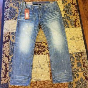 NWT Men's Rivet De Cru jeans size 42x34